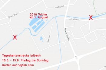 Tageskarte Ipfbach, 2018 längere Strecke!
